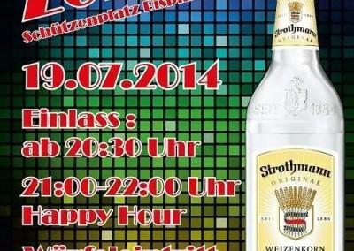 Schützenplatz Bispingen 19.07.2014